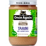 Once Again Nut Butter Organic Tahini