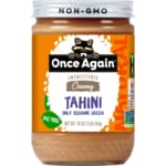 Once Again Natural Tahini