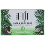 Organic Fiji Organic Cucumber Melon Soap Bar