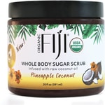 Organic Fiji Pineapple Coconut Organic Sugar Polish