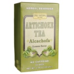 Only Natural Artichoke Tea Lemon Flavor - No Caffeine