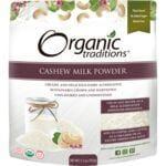 Organic Traditions Cashew Milk Powder