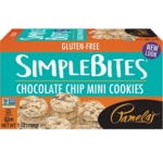 Pamela's Products Simplebites Chocolate Chip Mini Cookies