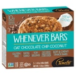 Pamela's ProductsWhenever Bars Oat Chocolate Chip Coconut