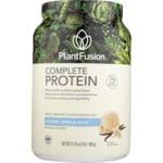 PlantFusion Nature's Most Complete Plant Protein Vanilla Bean