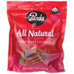 Panda Licorice All Natural Raspberry Licorice