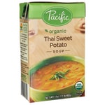 Pacific Natural Foods Organic Thai Sweet Potato Soup