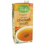 Pacific Natural Foods Organic Free Range Chicken Broth