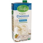 Pacific Natural Foods Organic Coconut Non-Dairy Beverage - Original Unsweeten