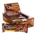 Quest Nutrition QuestBar Protein Bar - Chocolate Brownie