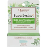 Quantum Super Lysine+ Cold Sore Treatment