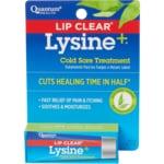 QuantumLip Clear Lysine+ Cold Sore Treatment