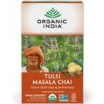 Organic India Chai Masala Tulsi Tea