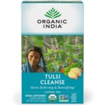 Organic India True Wellness Tulsi Cleanse Tea