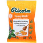 RicolaNatural Herb Throat Drops Honey-Herb