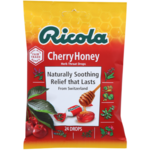 Ricola Natural Herb Throat Drops Cherry Honey