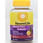 Renew Life Ultimate Flora Probiotic Gummies