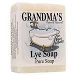 Remwood Products Co.Grandma's Lye Soap for Face & Body