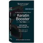 Reserveage Organics Keratin Booster for Men with DHT Blockers