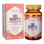 Reserveage OrganicsTres Beauty 3 with Biotin and Hyaluronic Acid