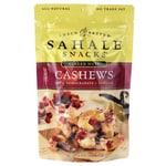 Sahale Snacks Glazed Nuts - Cashews with Pomegranate + Vanilla