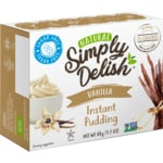 Simply Delish Vanilla Pudding and Pie Filling