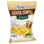 Simply 7 Lentil Chips - Jalapeno