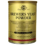 Solgar Brewers Yeast Powder