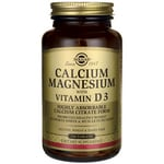 Solgar Calcium Magnesium with Vitamin D3