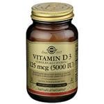 Solgar Vitamin D3 (Cholecalciferol) 5000 IU