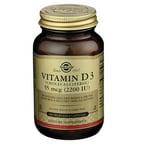 Solgar Vitamin D3 (Cholecalciferol) 2200 IU