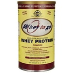 SolgarWhey To Go Whey Protein Powder Vanilla Naturally Flavored