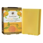 Sunleaf Naturals Moisturizing Shampoo and Body Soap - Orange Ginger