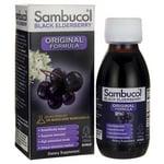 Sambucol Saúco negro original, fórmula de jarabe
