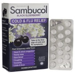 SambucolBlack Elderberry Cold And Flu Relief
