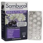 SambucolBlack Elderberry Cold And Flu Relief