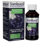 Sambucol Black Elderberry Syrup Sugar Free Formula