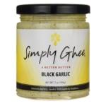 Simply GheeBlack Garlic Ghee
