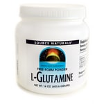 Source Naturals L-Glutamine Powder