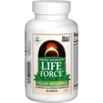 Source Naturals Life Force Vegan Multiple No Iron