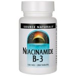 Source NaturalsNiacinamide B-3