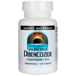 Source Naturals Dibencozide Coenzymated B-12