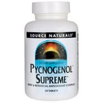 Source NaturalsPycnogenol Supreme