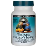 Source NaturalsWellness Children's Immune Chewable