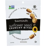 Somersault Snack Co. Sunflower Seed Snack Salty Pepper