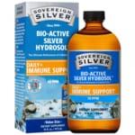 Sovereign Silver Bio-Active Silver Hydrosol - Economy Size