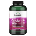 Swanson Premium Calcium Citrate Complex with Vitamin D