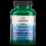 Swanson Premium Bilberry Eyebright Vision Complex