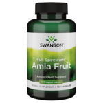 Swanson Premium Full Spectrum Amla Fruit (Indian Gooseberry)