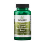 Swanson Premium Full-Spectrum Korean Red Ginseng Root